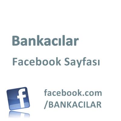 Bankacılar Facebook Sayfası