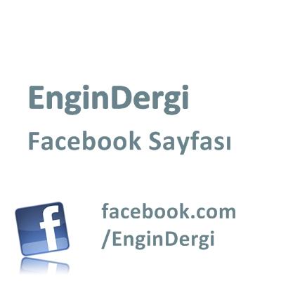 EnginDergi Facebook Sayfası