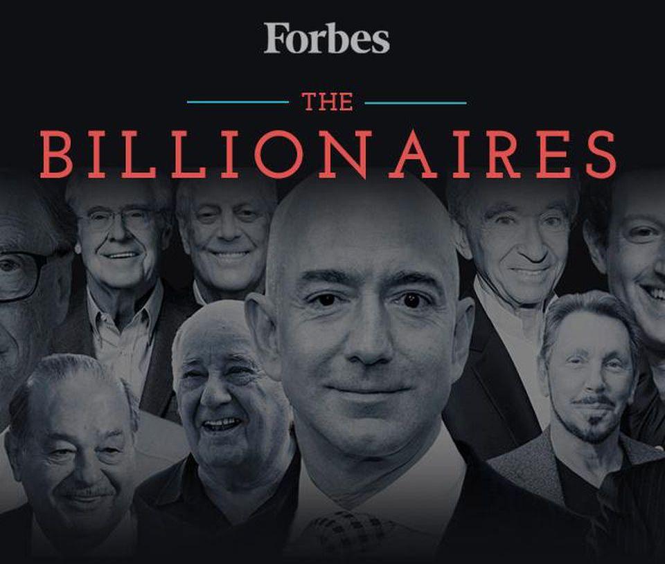 Forbes milyarderler listesi '2019