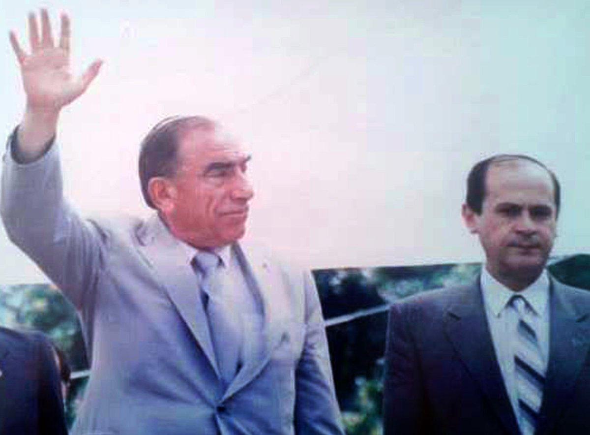 Devlet Bahçeli - Alparslan Türkeş